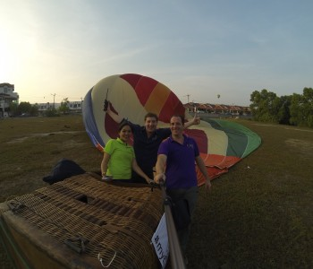 Ipoh Balloonflight With Myballoonadventure