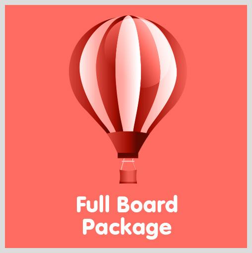 Full Board Package