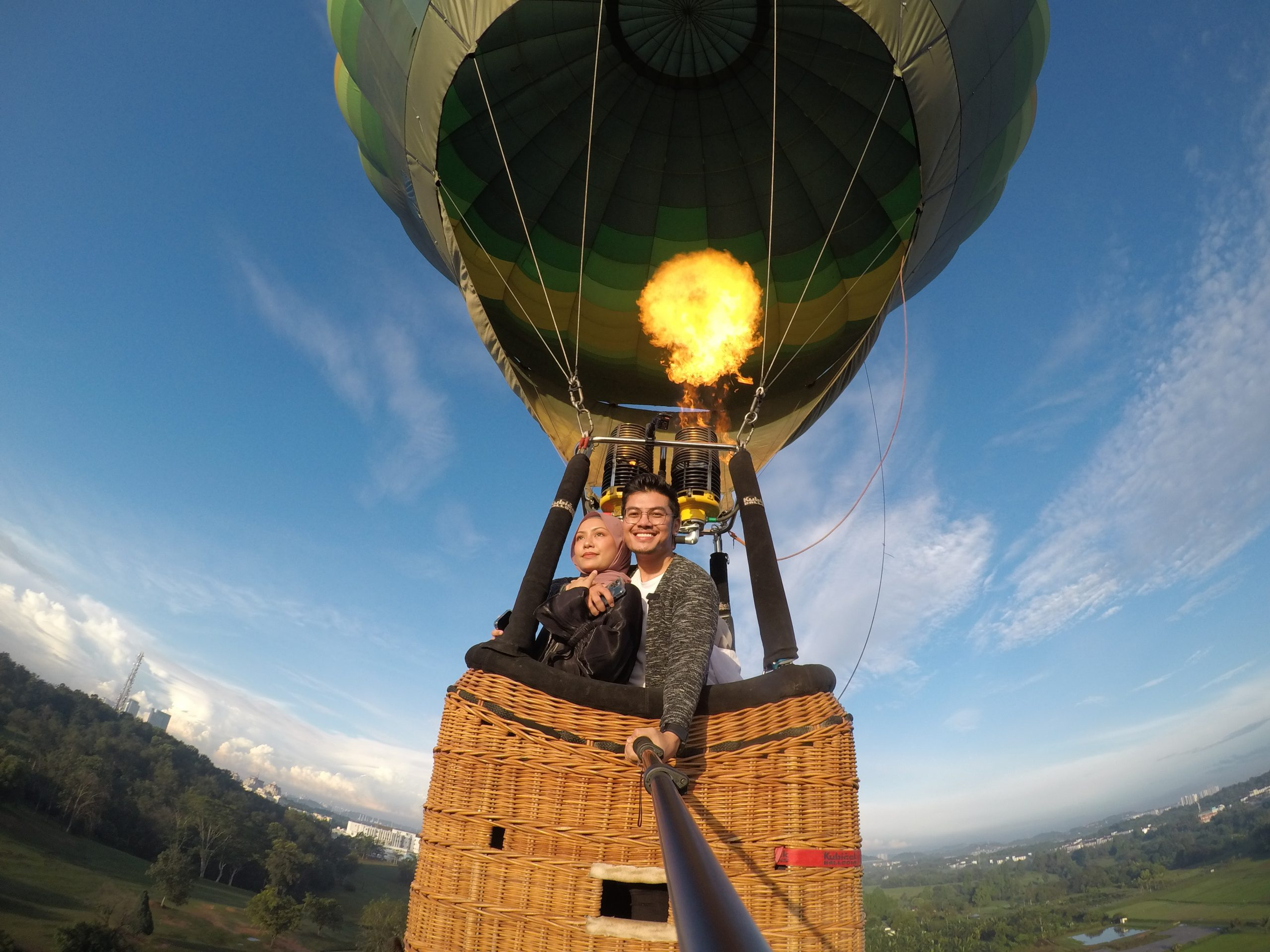 Hot Air Balloon Exclusive Private Package (NEW YEAR SALE)